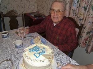 Grandpa's 90th Birthday